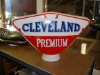 c1940 original Cleveland premium glass pump globe SOLD